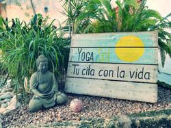 Yoga Sol Mallorca Patio