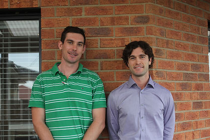 Physiotherapists, Joel Nalder, Todd Purser