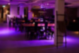 Lounge restaurant escape factory