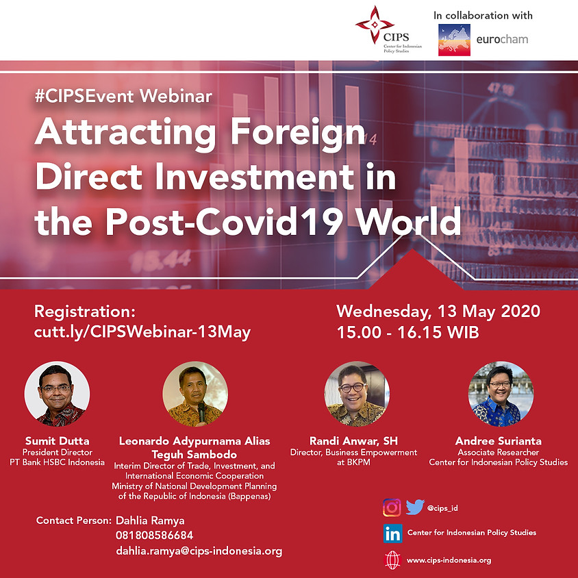 Attracting Foreign Direct Investment in the Post-Covid19 World