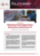 Cover - Mitigating food supply chain dis