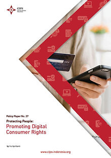 cover Promoting Digital Consumer Rights.