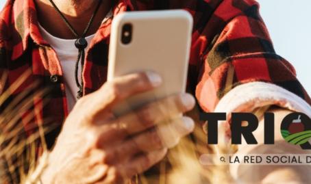 Así funciona Trique, la nueva red social rosarina especializada en el agro