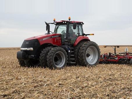 La venta de maquinaria agrícola aumentó considerablemente en la Provincia de Córdoba.