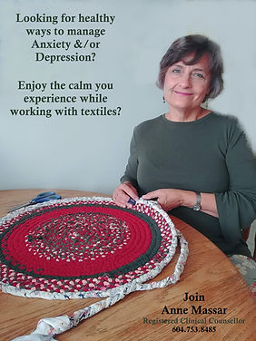 Textile therapy group promotion.jpg Anne Massar