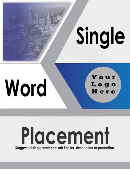 DF 8- Single Word Placement