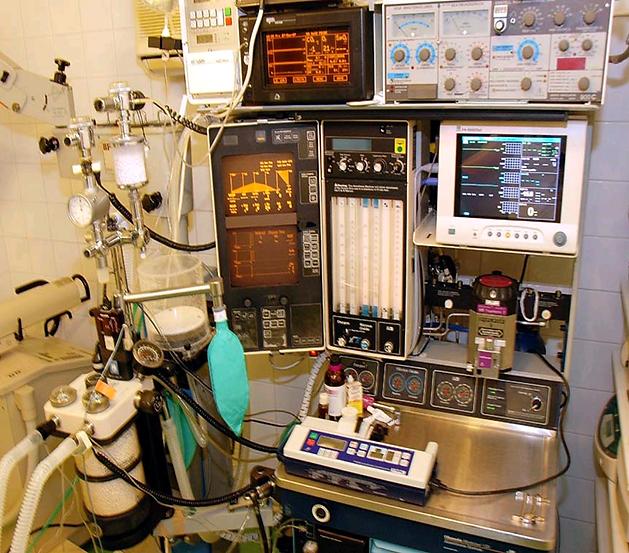 Veterina anesteziologie