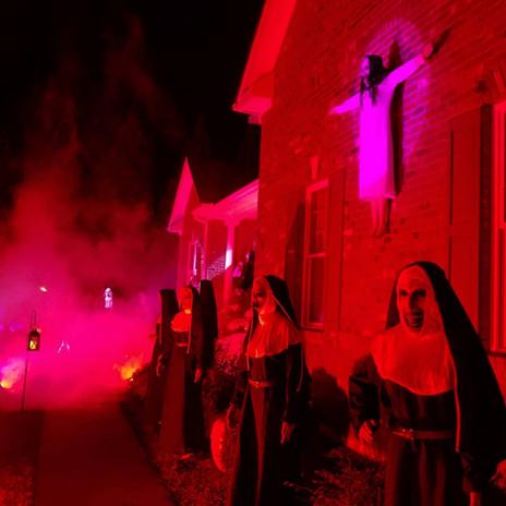 The Nun Halloween 2018