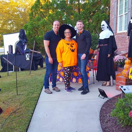 Brian Taillon, Janice Taillon, and Steven Mueller