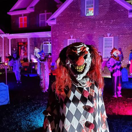Horror on Dunhagan