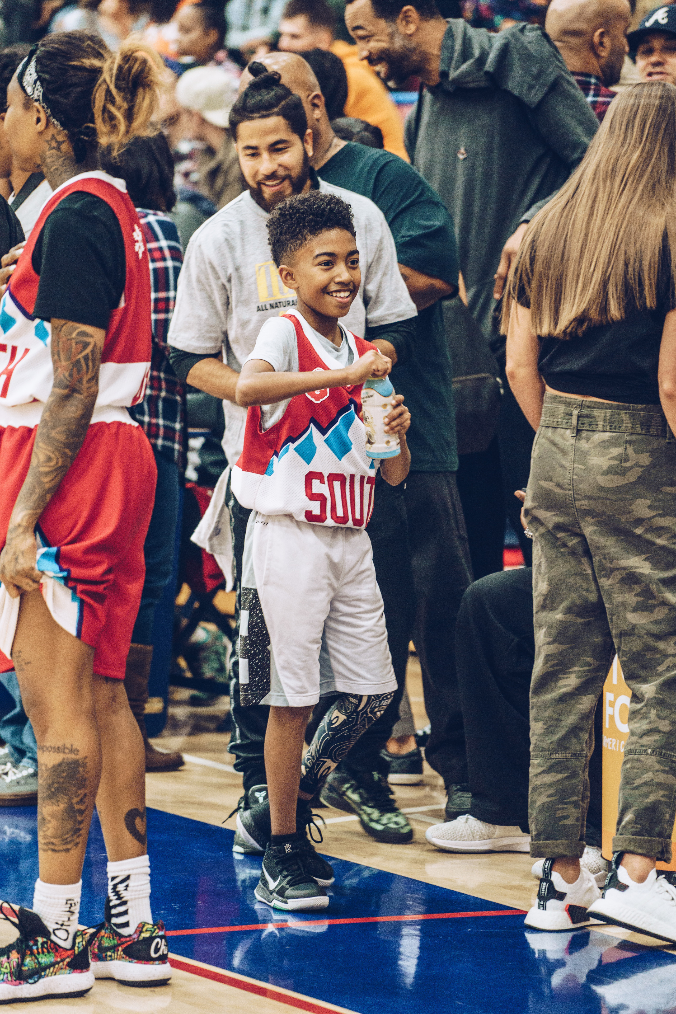 Miles Brown from ABC's hit tv show, Blackish