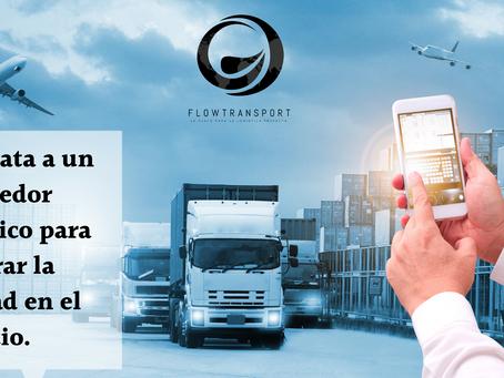 ¿Por qué contratar a un proveedor logístico para mejorar la calidad en el servicio?