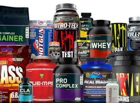 Which Of The Most Popular Fitness Supplements Are Worth Your Time?