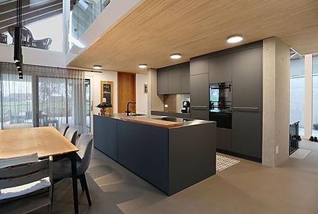 10 Küche in Neubau