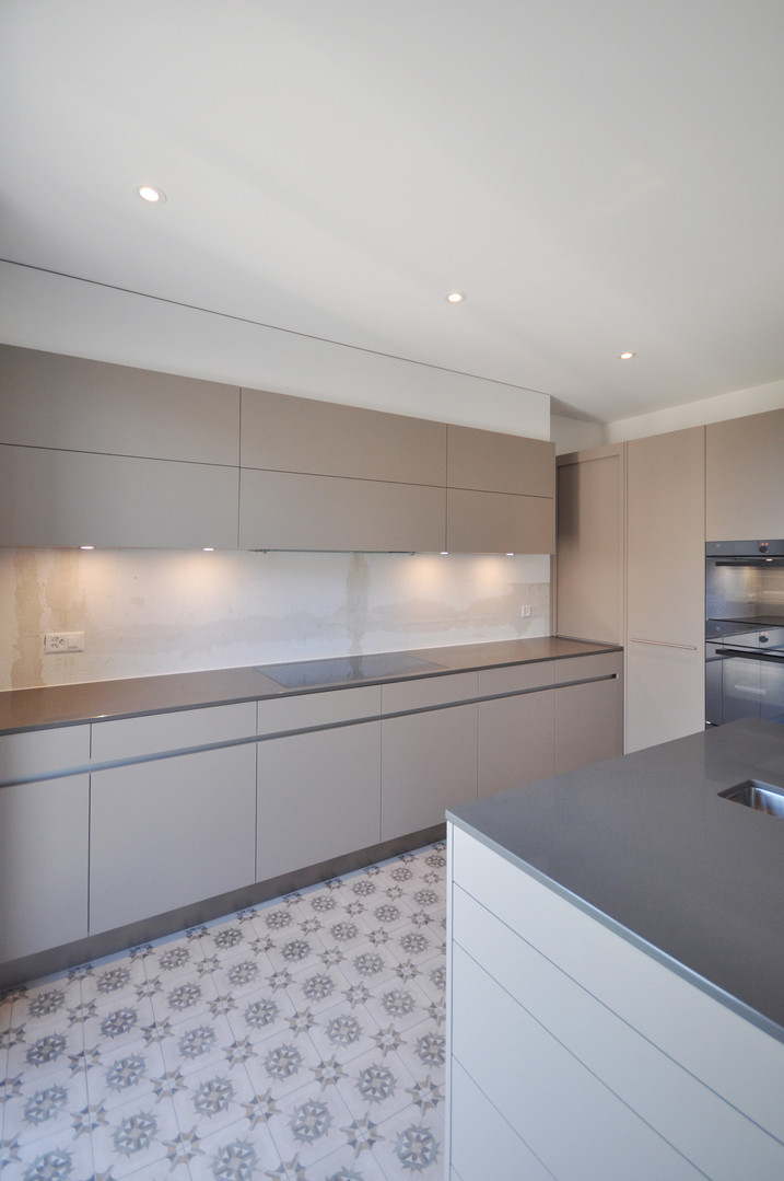 diWOHN Umbau Altbauwohnung Küche