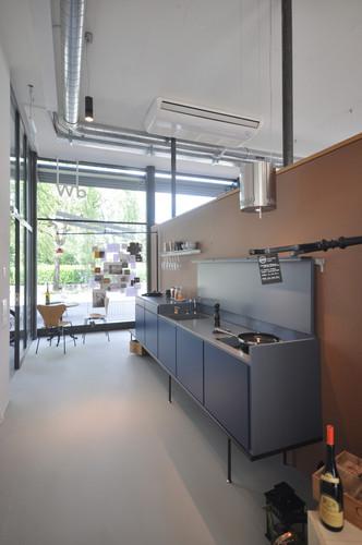 diWOHN Sideboard-Küche