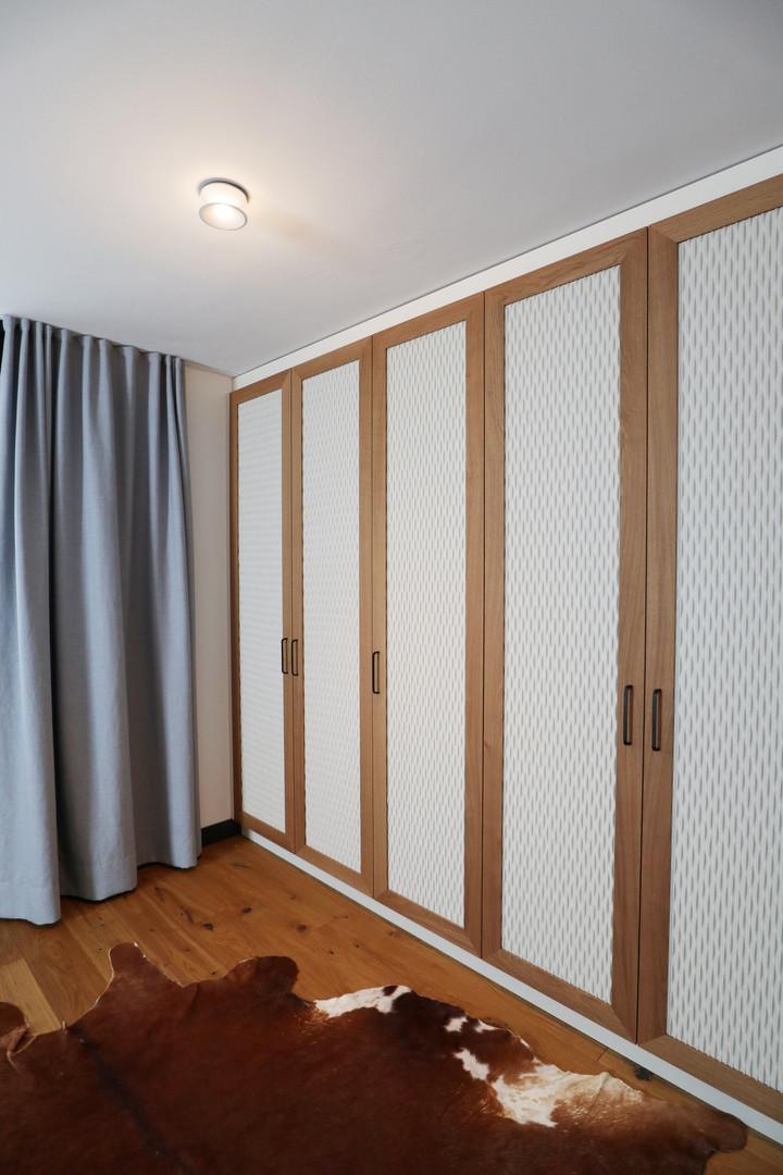 diWOHN Kleiderschrank Schlafzimmer