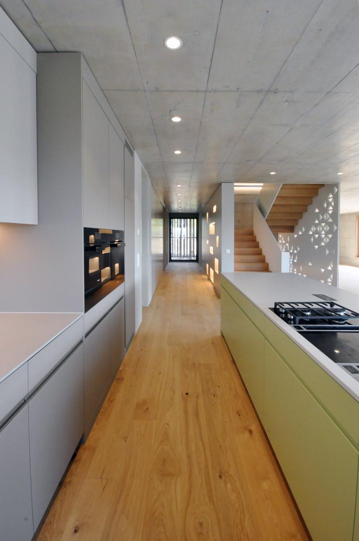 diWOHN Neubau Küche