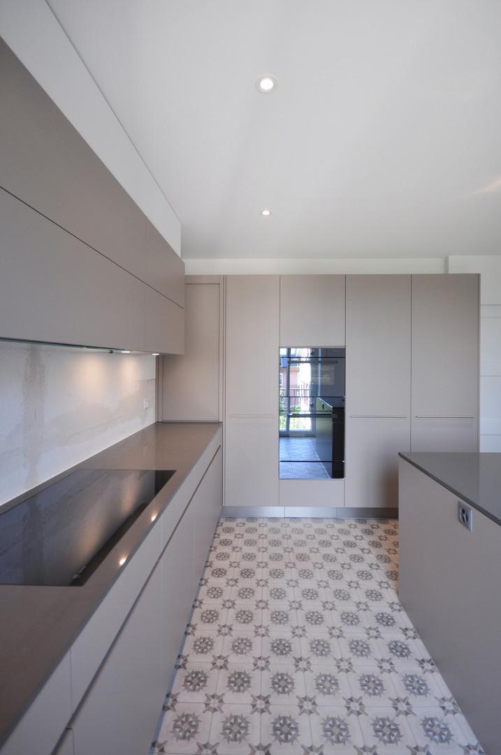 diWOHN Umbau Küche Altbauwohnung