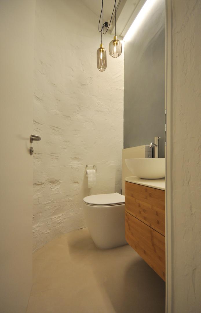 diWOHN Umbau Gäste WC