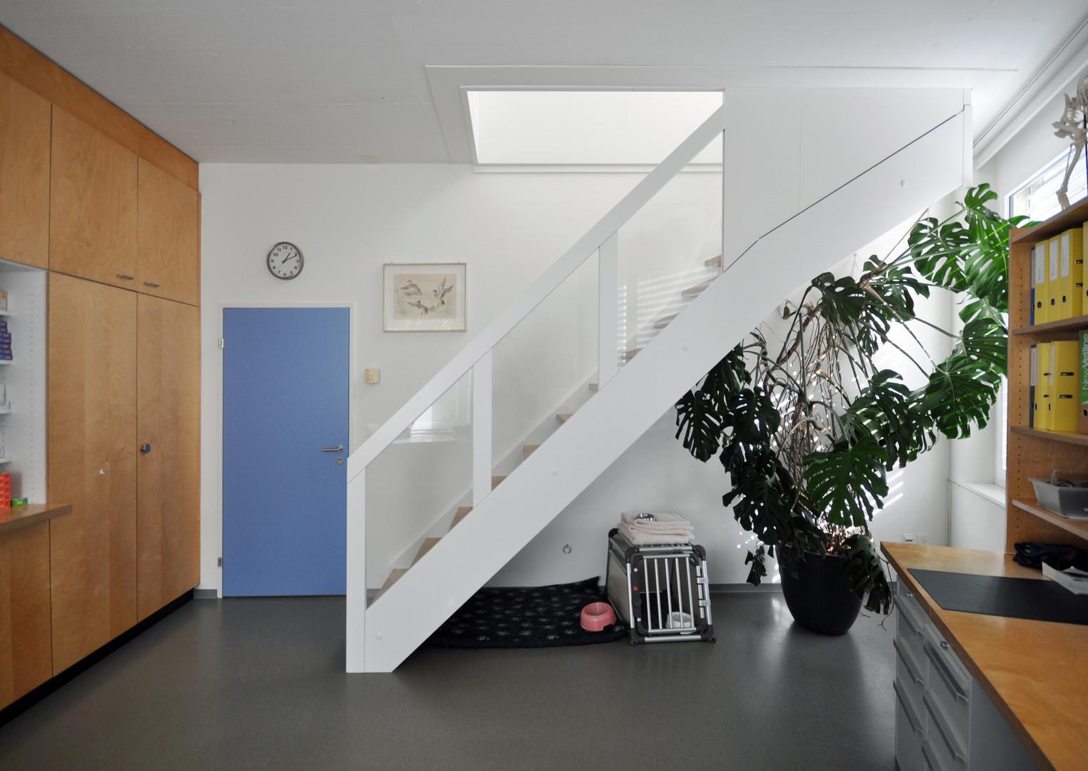 diWOHN Klinik Treppe