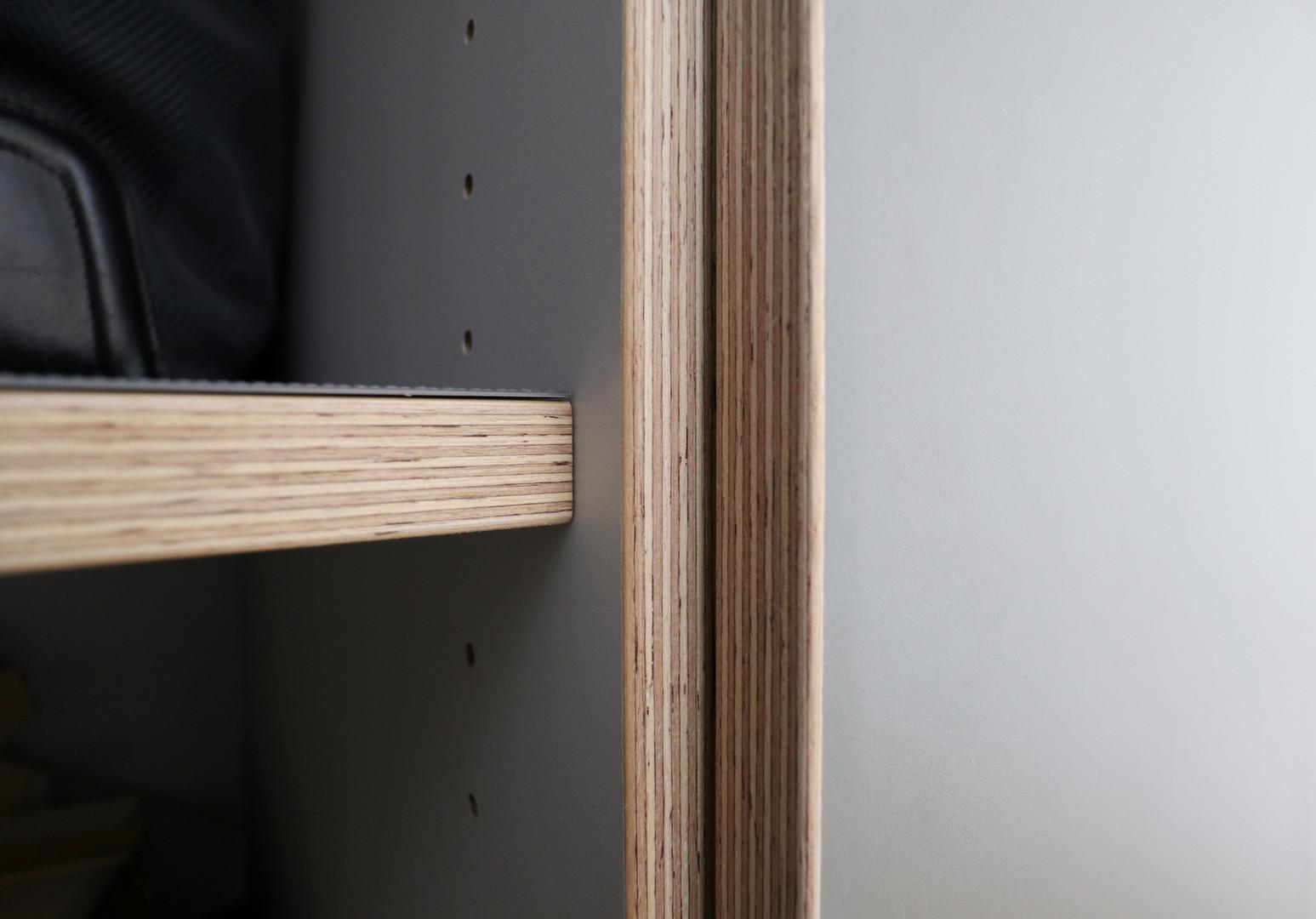diWOHN Detail Bastelschrank