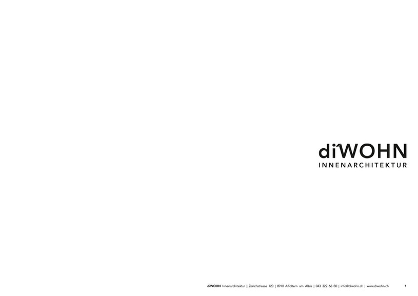 diWOHN Vorprojekt