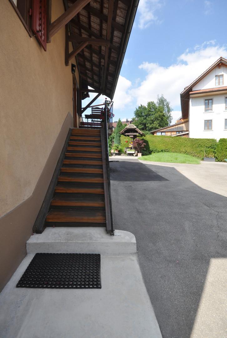 diWOHN Architektur Treppe