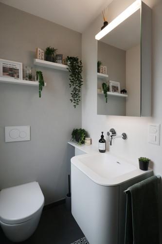 diWOHN Dusche und WC
