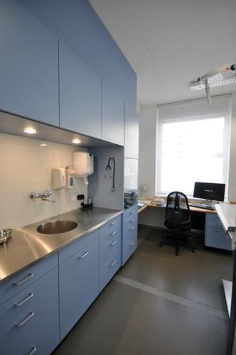 diWOHN Klinik Behandlungsraum
