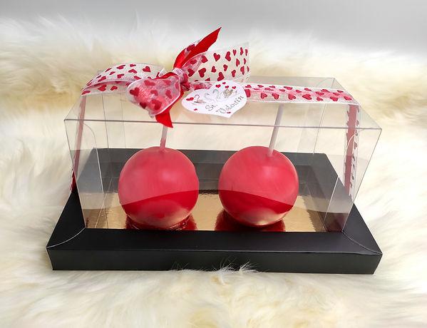 Pomme d'amour glacée - Tendance glacée.j