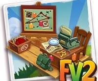 Solve a Mystery in Farmville!  Detective Booth  GUIDE  Aug 20 2019