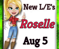 Add charm to your farm with the pretty Roselle! (Market LE Items)  Aug 5 2019