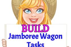 Jamboree Wagon  BUILD  Sept 17- Oct 8