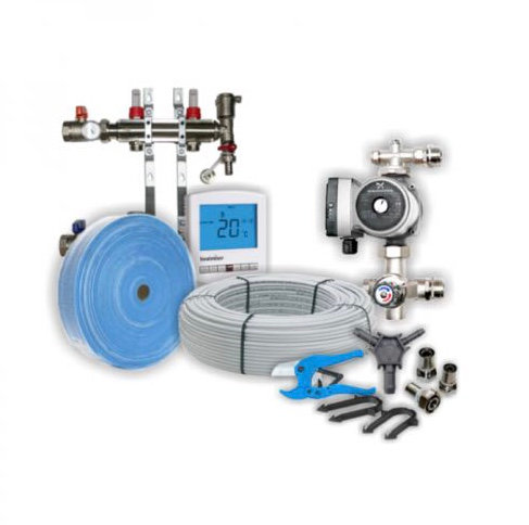 30sqm Underfloor Heating Kit