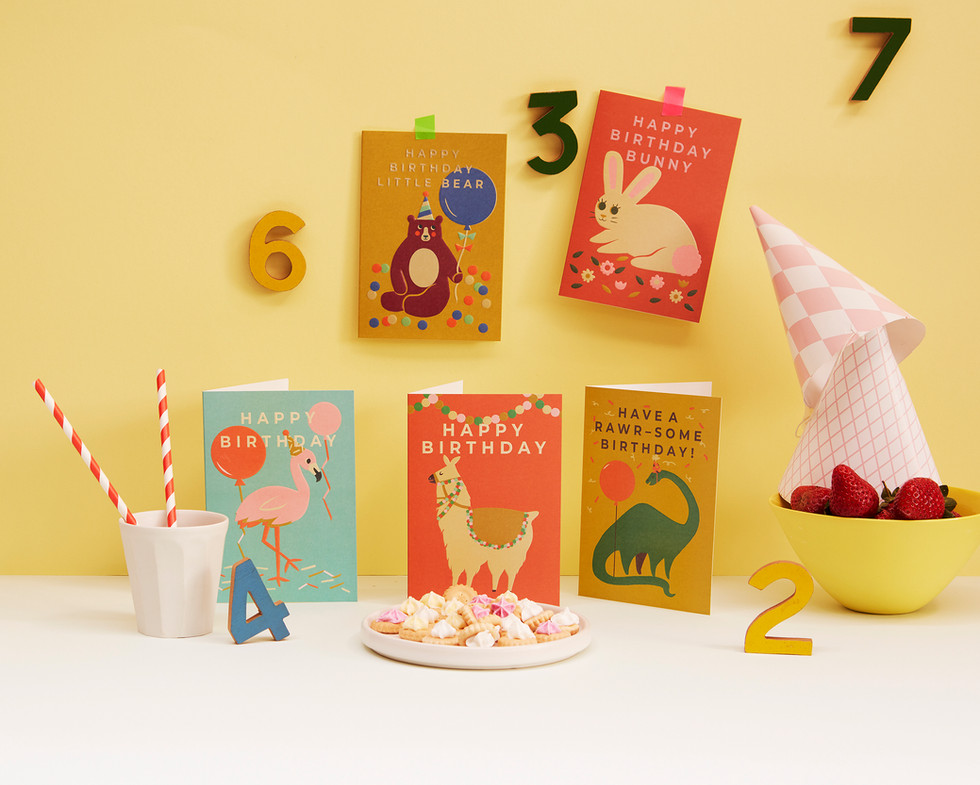 Lagom card collection 2017
