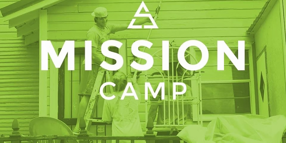 Student Life Mission Camp