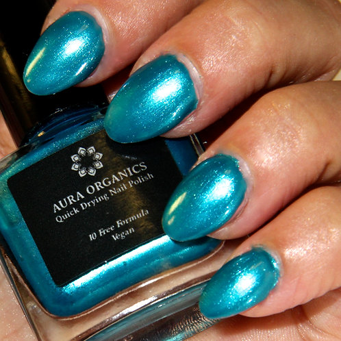 Cruelty Free Nail Varnish - Mermaid Tales