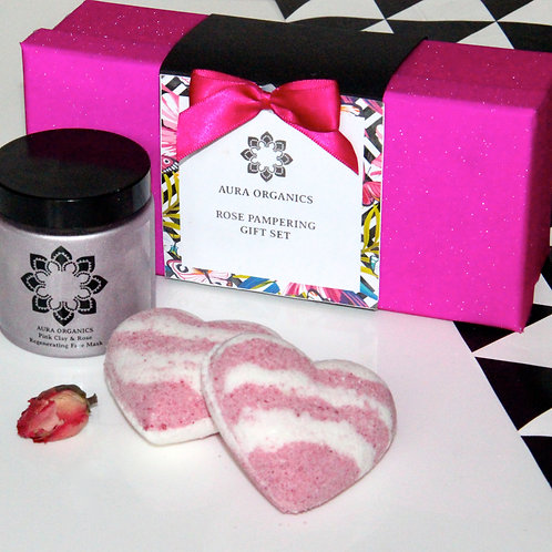Rose Pampering Gift Set