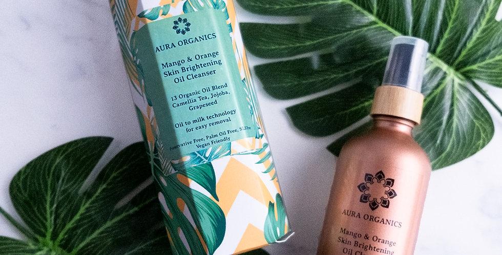 Mango & Orange Cleansing Oil