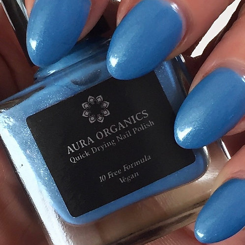 Cruelty Free Nail Polish - Summer Sky