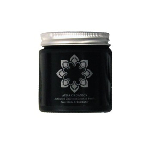 Activated Charcoal - Detox and Purify Mask