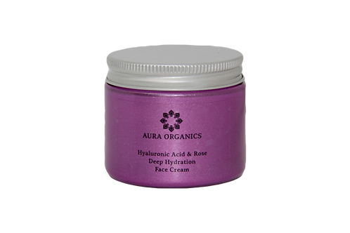 Hyaluronic Acid & Rose Day Cream