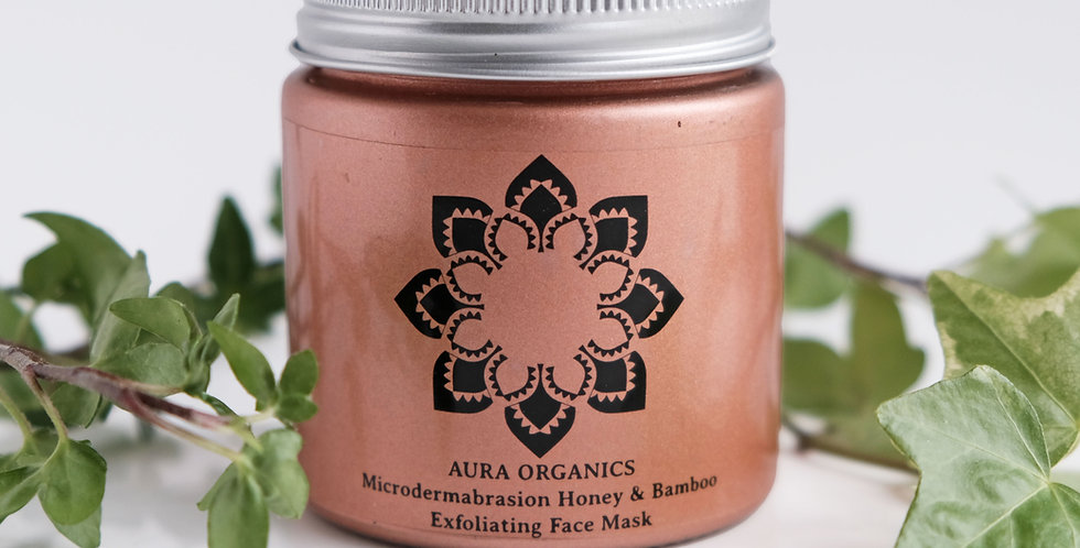 Microdermabrasion Tropical Honey Exfoliating Face Mask