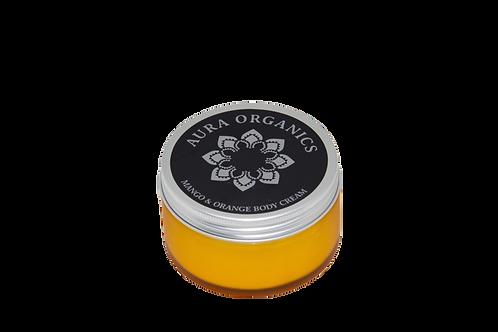 Mango & Orange Body Cream