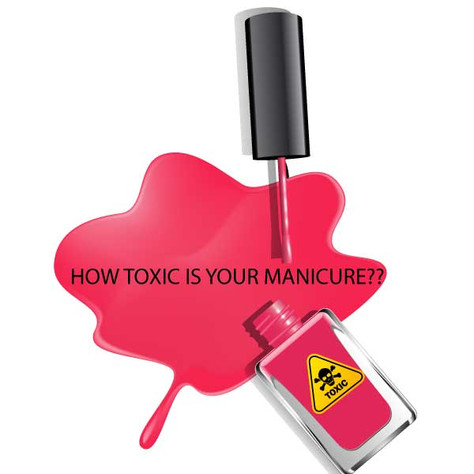 HOW TOXIC IS YOUR MANICURE??