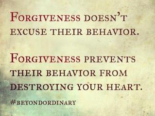 Real Forgiveness