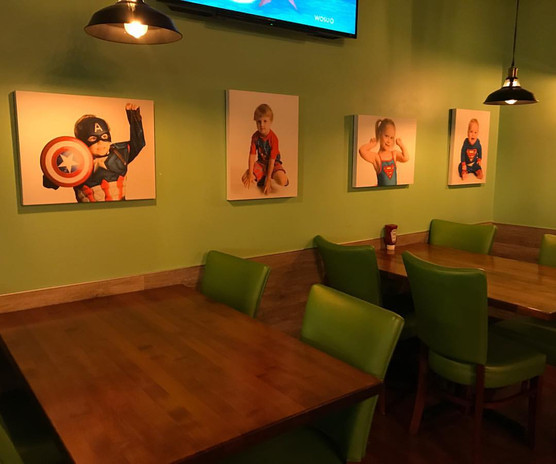 Cafe Table Seating