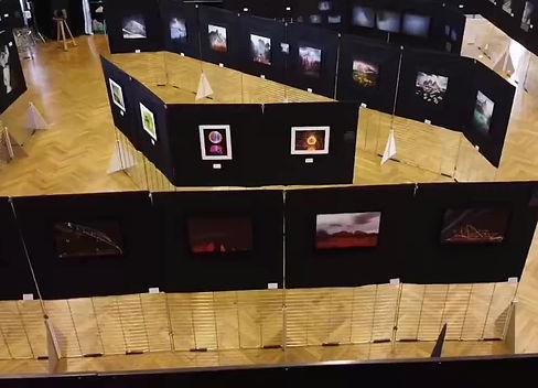 EXPO Distorsion - Vidéo Franck Cuny