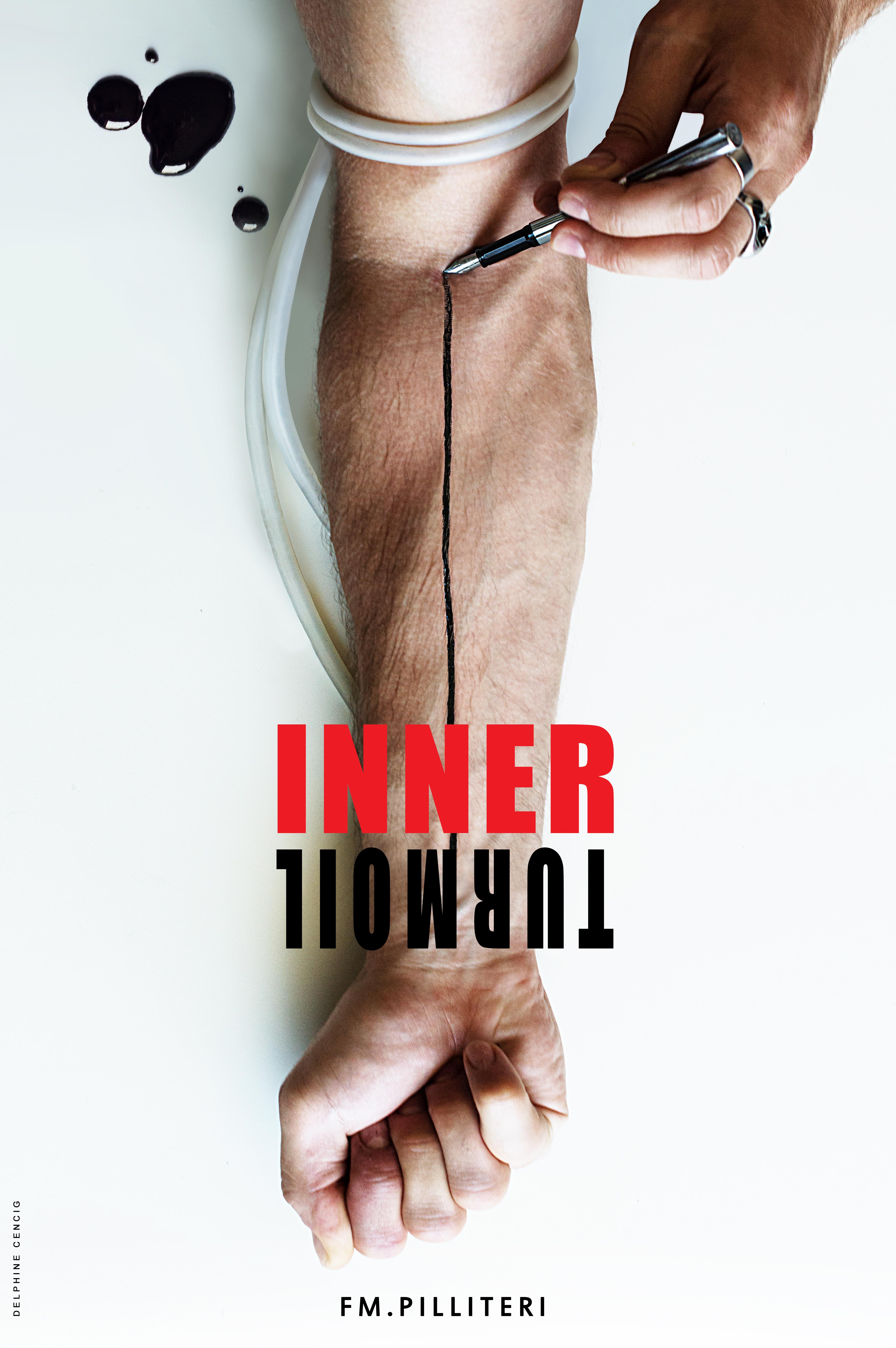 Couverture du roman: INNER TURMOIL